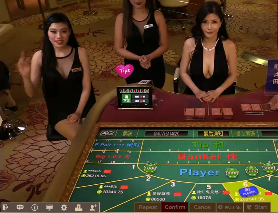 คาสิโนออนไลน์ขั้นต่ำ 10 บาท สำหรับในการเล่นเกมการเดิมพันออนไลน์